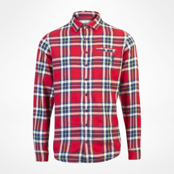 Match Check Shirt