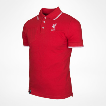 Pocket Polo - Red