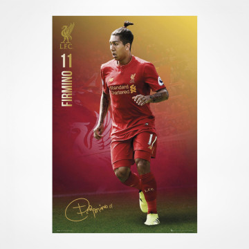 Poster Firmino