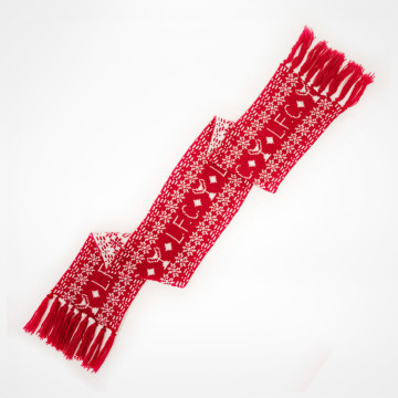 Retro Knit Scarf