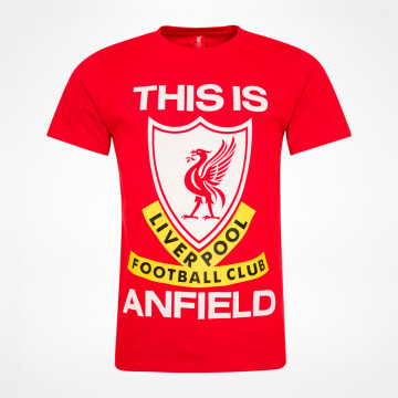 This Is Anfield T-skjorte