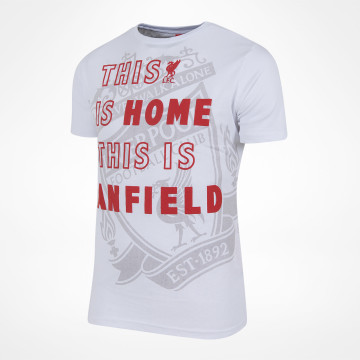 This is Home Tee White