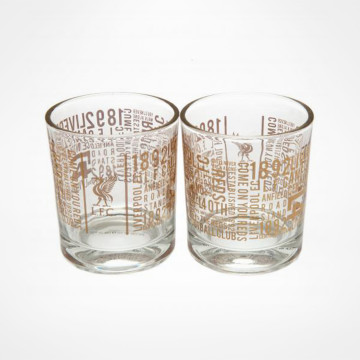 Whiskey Glass Set TX