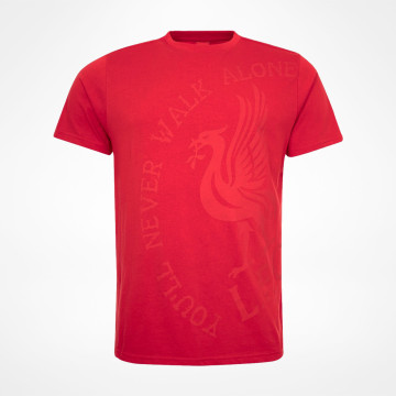 YNWA Red on Red T-skjorte