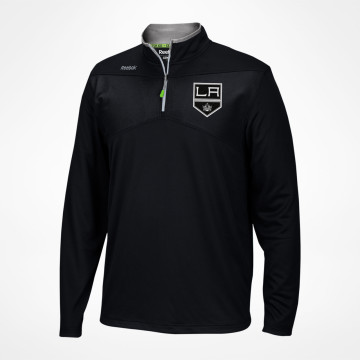 1/4 Zip Jacka Center Ice