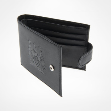 Embossed Leather Wallet 805 EC