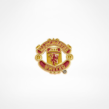 Big Crest Pin Badge