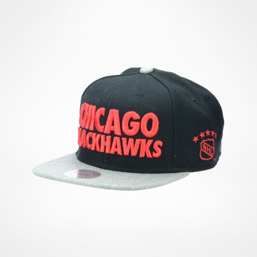 Chicago Blackhawks. Forces Snapback Keps 0bb40dae64cd3