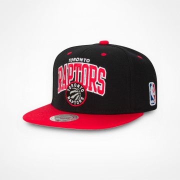 Keps Black Team Arch Snapback