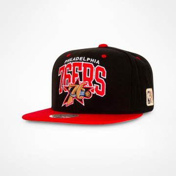 Mitchell & Ness Team Arch Snapback