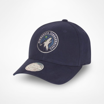 Mitchell & Ness Team Logo 110 Snapback