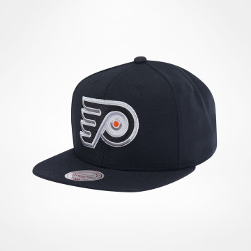 Wool Solid Snapback