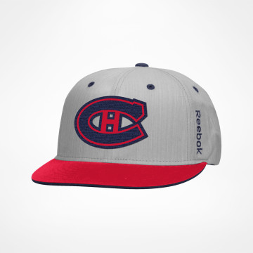 Center Ice Snapback Cap