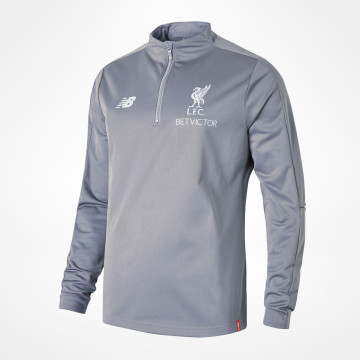 1/4 Zip Softshell 18/19 - Grey