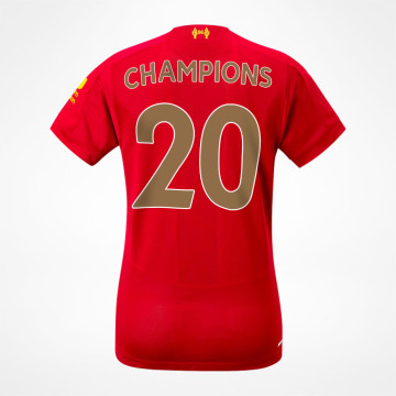 Champions Home Shirt Womens 19/20