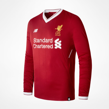 Home LS Jersey 2017/18