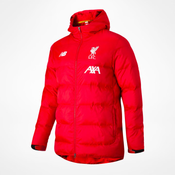 Padded Jacket Base 19/20 - Red