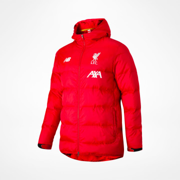 Padded Jacket Base Junior - Red