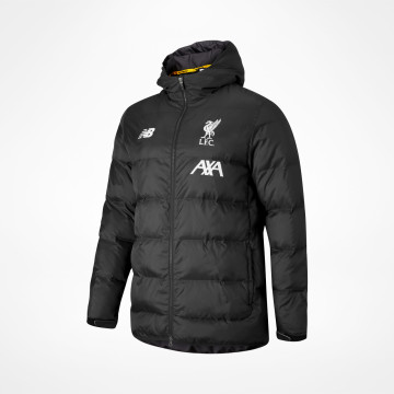 Padded Jacket Base Junior - Black