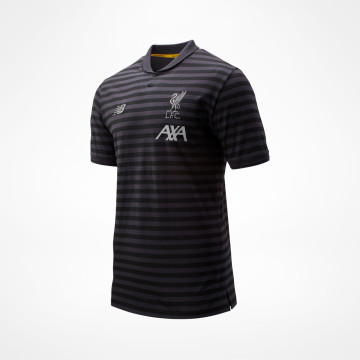 Polo Shirt Travel Junior - Black