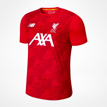 T-shirt Off-Pitch 19/20 - Red
