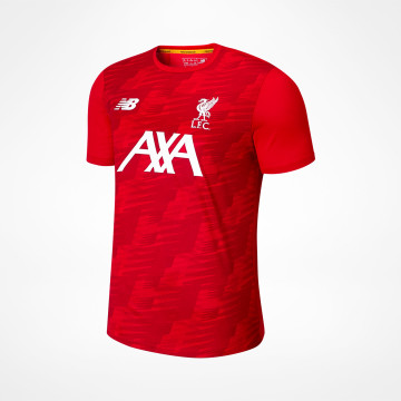 T-shirt Off Pitch Junior - Red