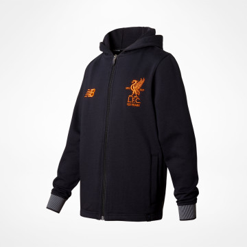 Travel Hoody Jr Black