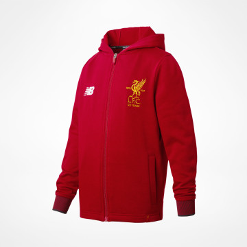 Travel Hoody Jr Red
