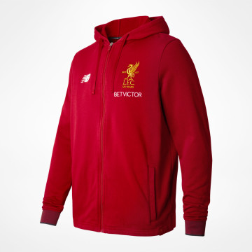 Travel Hoody Red