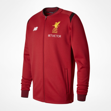Walkout Jacket Red