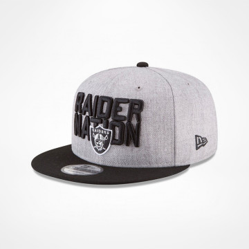 Keps 9Fifty NFL-18 Draft Snapback