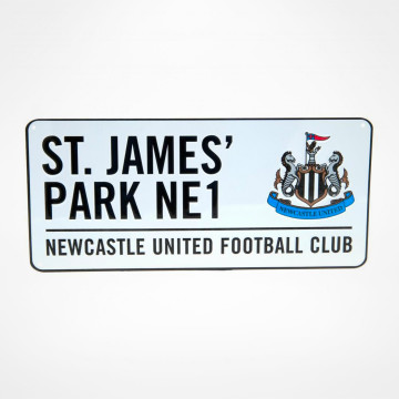 Skylt St James Park