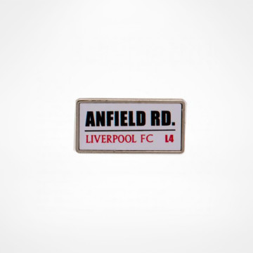 Pin Anfield RD