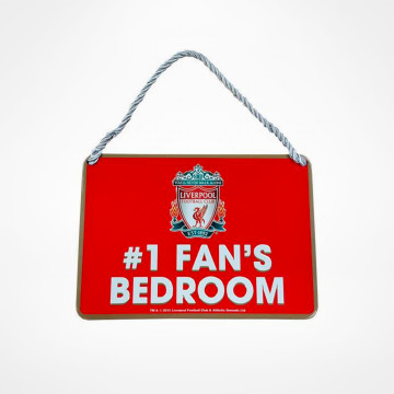 Bedroom Sign No1 Fan