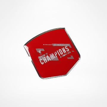 Champions Of Europe Badge