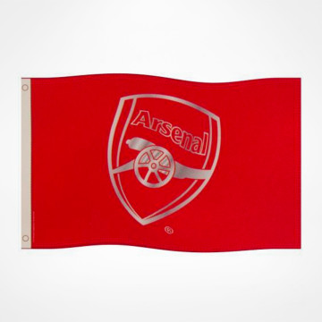 Flagga Arsenal