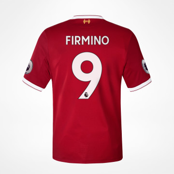 Home Jersey 17/18 - Firmino 9