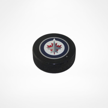 Jets Hockey Puck