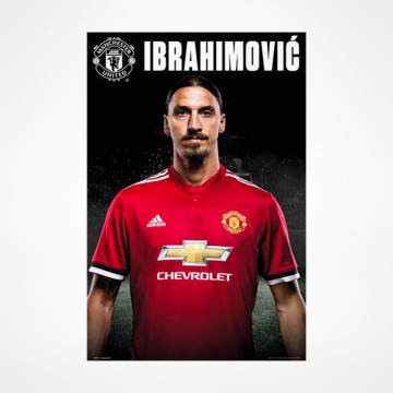 Affisch Ibrahimovic