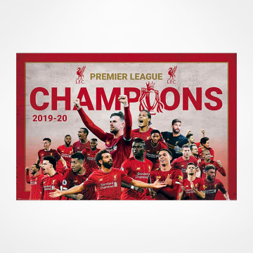 Poster No 11 - PL Champions
