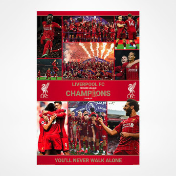 Poster No 12 - PL Champions