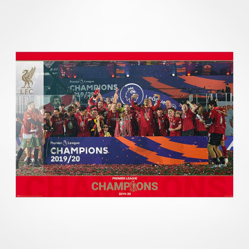 Poster No 15 - PL Champions