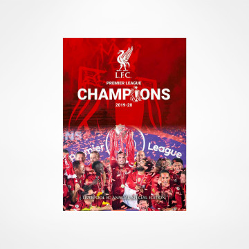 Premier League Champions Annual