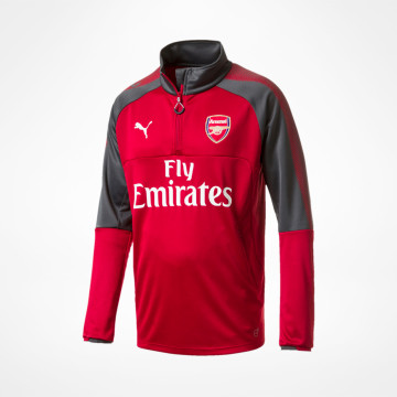 AFC 1/4 Training Top Junior Red