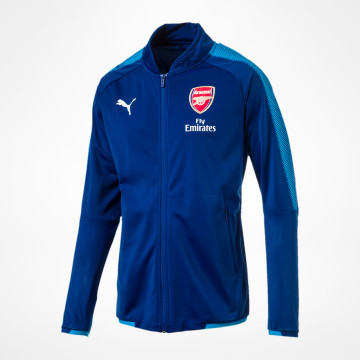 AFC Stadium Jacket Blue