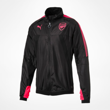 Stadium Jacket Black