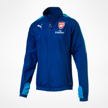 Stadium Jacket Blue