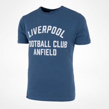 T-shirt Anfield - Denim