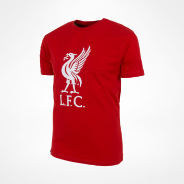 Boys Liverbird Tee - Red