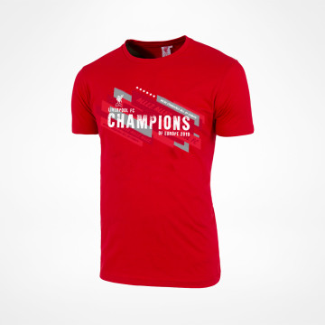LFC Champions Junior Tee - Red